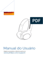 Manual do Usuário - Headphone Philips-2171052632-shb3075wt_00_dfu_brp