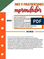 Emociones y frustraciones de un emprendedor ..pdf