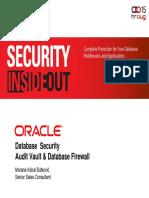 R06_Kobal DB Security Audit Vault & DB Firewall