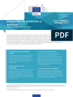 Integration of products and services.en.es