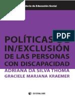 Da Silva, Marjana - 2017 - Políticas de inexclusión de las personas con discapacidad