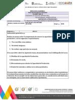 GUIA ENSAYO CAPACIDAD DE LA PRODUCCION