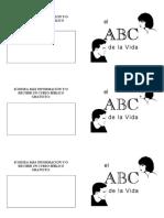 ABC DE LA VIDA