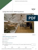 Cehegín Wine School _ INMAT Arquitectura _ ArchDaily