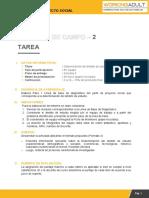 PRÁCTICA DE CAMPO  2 PS. TALARA