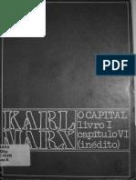 O Capital - Capitulo VI -Inedito - Copiar