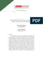 Articulo_Unidad y pluralidad en el Estado_Bolivia_Quiroga y Magrini_2020