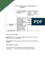 Propuesta para el Foro sobre Innovación en el sector Agropecuario Colombiano