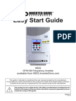 WEG-CFW08-Easy-Start-Guide