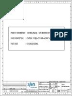 CP123GA221H5A21-CONTROL PANEL-2X3.0KW-vCONSYS-ACS310-3PH-IP42