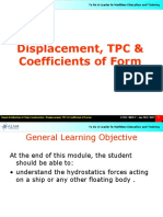 2 Displ TPC & Coef of Forms 2