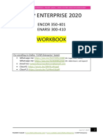 Ccnp Encor Workbookv1 Free Distribute