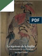 La Hipoětesis de La Biofilia