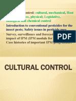 01 Cultural Control