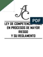 14 LEY DE COMPETENCIA PENAL EN PROCESO DE MAYOR RIESGO