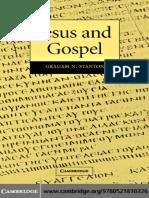 Jesus and Gospel - Graham Stanton.pdf