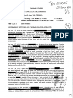 Rebekah Jones Affidavit Tallahassee Police Redacted