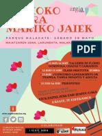 getxoko Andra Mariko Jaiek