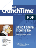 crunchtime federal income tax
