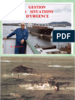 GESTION DES SITUATIONS D'URGENCE + POSTER ABORDAGE