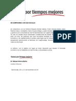 Manuel Añorve Compromisos Con San Nicolas Cuajinicuilapa