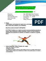 MODULO 7   5°  Ed. Fisica