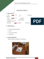 PRACTICA Nº 1 quimica biologica