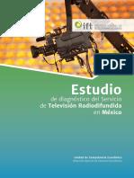 Estudio de Diagnóstico de Televisión Radiodifundida