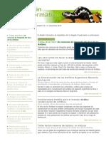 Boletin Informativo de Amphibian Ark 13 (1)