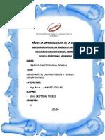 7. SUPREMACÍA DE LA CONSTITUCION Y TECNICA CONSTITUCIONAL