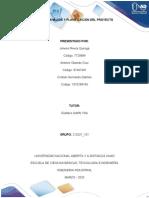 Análisis y Planificación del Proyecto energias