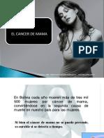 Cancer de Mamas.ppt
