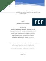 PRIMERA ENTREGA PROYECTO 1 ESCENARIO 3 ADMINISTRACION LOCAL Y DESARROLLO MUNICIPAL