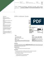 EMRA Antibiotic Guide EMRA