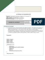 LENGUAJE EN PROGRAMACIÓN C++ - 1