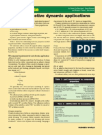 NR in Automotive Dynamic Applications