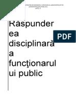 206386941-Raspunderea-Disciplinara-a-Functionarului-Public