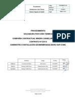 PGO-MEMB-161-05 Soldadura por Cuña Térmica Rev.0