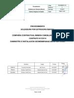 PGO-MEMB-161-06 Soldadura por Extrusora Manual Rev.0