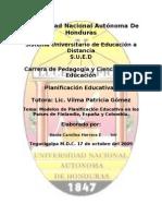 Modelos Educativos de Finlandia, España y Colombia