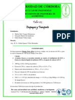 TALLER DE EMPAQUES Y TRANSPORTES #2