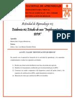 """Evidencia #2 - Estudio de caso """"Implementación BPA"""" - MARLON VERGARA"""