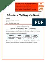 Alimentación Nutritiva y Equilibrada - Marlon Vergara