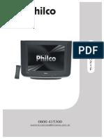 TV+Philco+PH21F