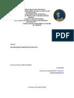 GESTION PUBLICA BUROCRATICA POPULISTA.docx