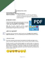Guía de aprendizaje Multigrado - Competencia comunicativa. (1)