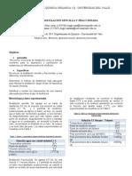 Informe Destilación Sencilla y Fracionada (1)