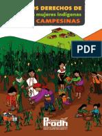 Los Derechos de Las Mujeres Indígenas y Campesinas