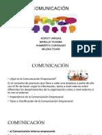 COMUNICACIÓN diapisitivas