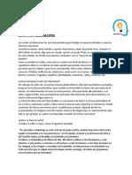 CARTA DE LIBERACIÓN